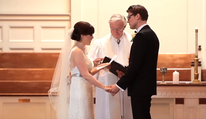 Greatest Vows Shared by the Groom That Left the Bride Speechless