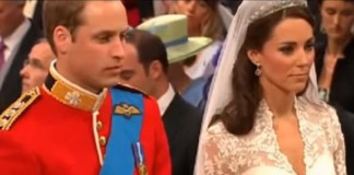 Historic Wedding Vows from Kate and Williams Royal Wedding