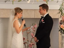 Most Amazing Wedding Vows That Will Bring You to Tears