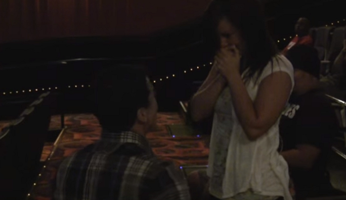 Most Incredible Way to Make a Marriage Proposal