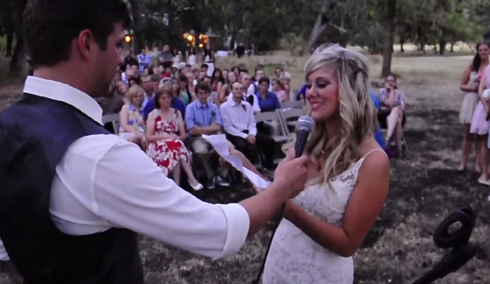 Most Timeless Wedding Vows Ever Shared