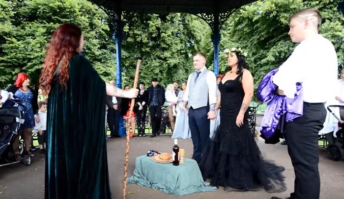 10 Great Druid Wedding Vows