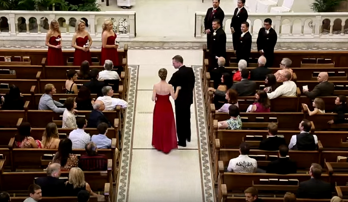 32 Best Catholic Wedding Processional Songs