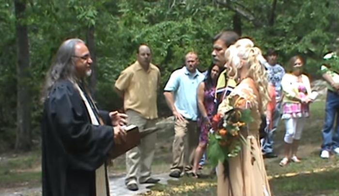 5 Cherokee Wedding Vows