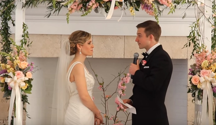 5 Great Elizabethan Wedding Vows