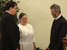 Mennonite Wedding Vows